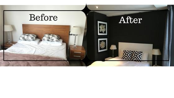 Beforeafter bedroom