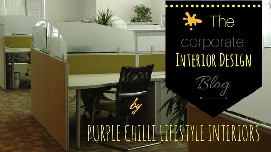 Corporate Interior Design - PurpleChilli Lifestyle Interiors